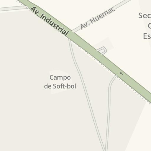 Monclova Mexico Map.Waze Livemap Driving Directions To Tms International Site Monclova