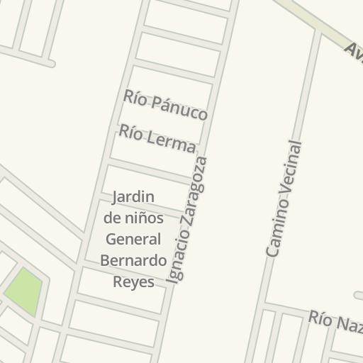 Waze Livemap - Driving Directions to Guarderia villa alegre ...