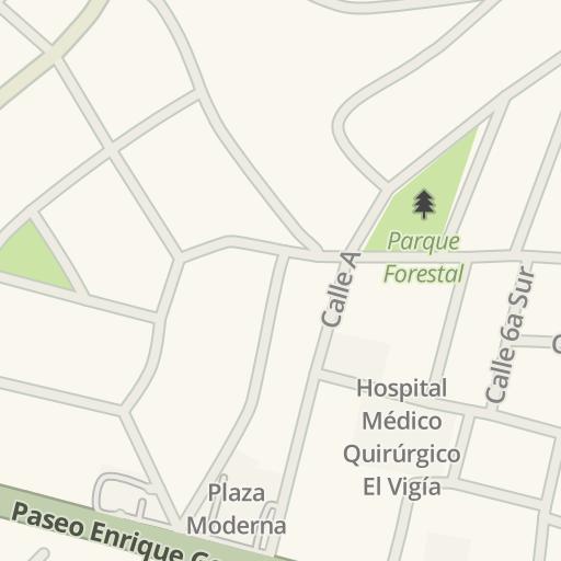Panama Subway Map.Waze Livemap Driving Directions To Subway Chitre Plaza Moderna