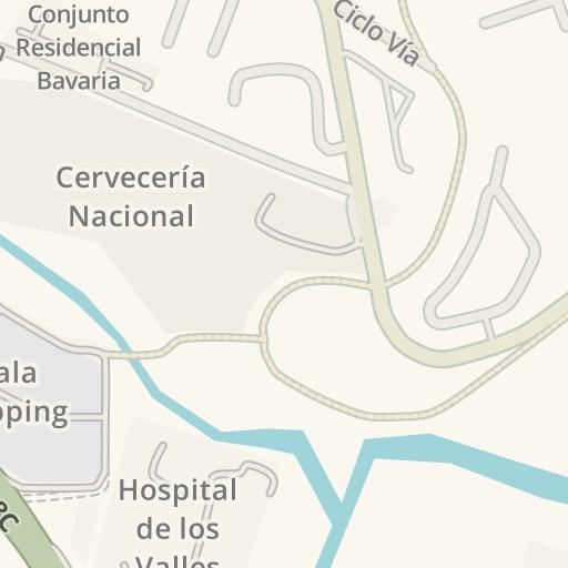 Driving Directions to Fybeca (Scala Shopping), Cumbayá, Ecuador | Waze