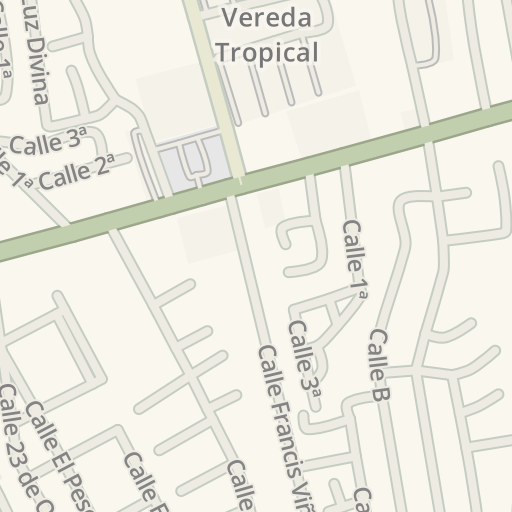 Waze Livemap - Driving Directions to Caribe Express - Plaza