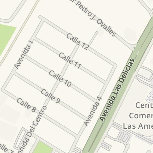 Waze Livemap Driving Directions To La Paleteria Artesanal Maracay