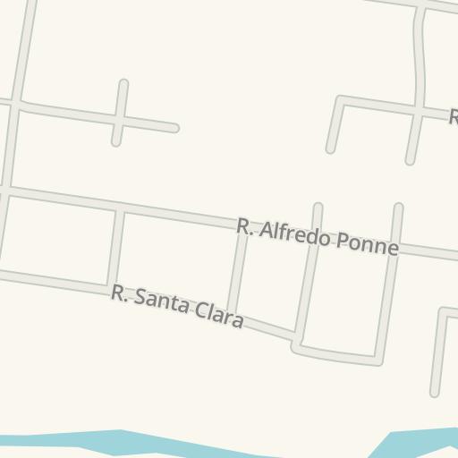 af7f45dbc961e5 Waze Livemap - Cómo llegar a Outlet HK (Jorge Bischoff), Dois Irmãos ...