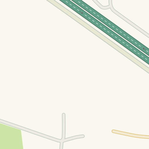 waze livemap - calcul itineraire voiture cora drive, pacé, france