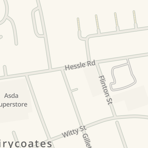 Driving Directions to Wilko Hull Hessle Road, Kingston upon
