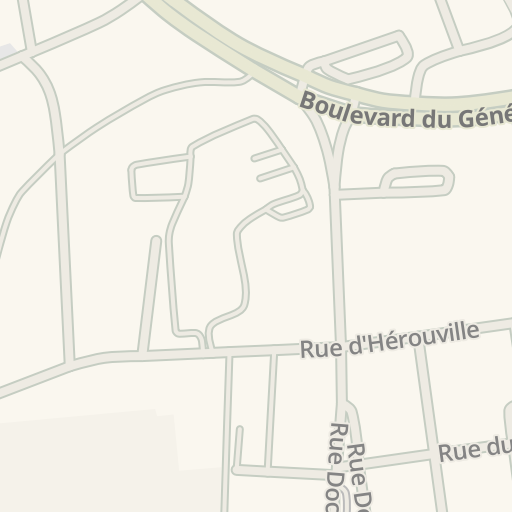 Driving Directions to DDTM du Calvados, Caen, France | Waze