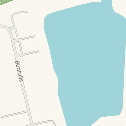Waze Livemap Driving Directions To Euro Car Parts Basildon