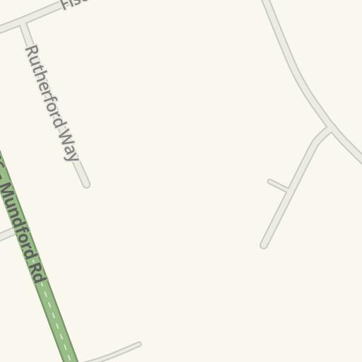 Waze Livemap - Driving Directions to EMG Motors, Thetford, United Kingdom