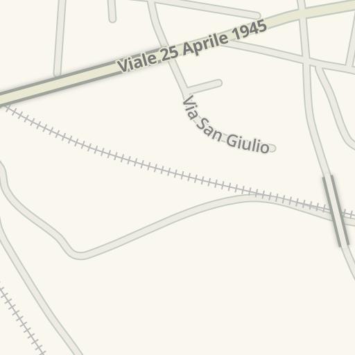 Novara Italy Map.Waze Livemap Driving Directions To Macron Novara Novara Italy