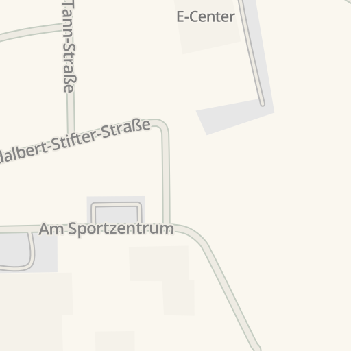 Waze Livemap Driving Directions To Asmc Hammelburg Germany