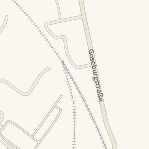 Waze Livemap Driving Directions To Möbel Boss Lüneburg Germany