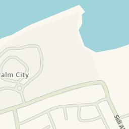 Waze Livemap - Driving Directions to Palm City, Tripoli, Libya