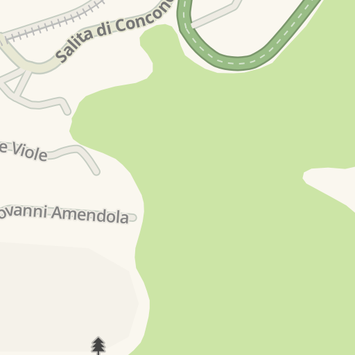 Amendola Italy Map.Waze Livemap Driving Directions To Campo Cologna G Draghicchio