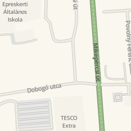 d089621619d0 Waze Livemap - Driving Directions to Epreskert Cukrászda, Debrecen, Hungary