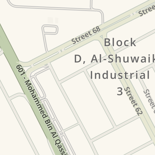 Driving Directions to Box center, Shuwaikh, Kuwait | Waze