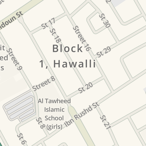 Driving Directions to Blink, Hawally, Kuwait | Waze