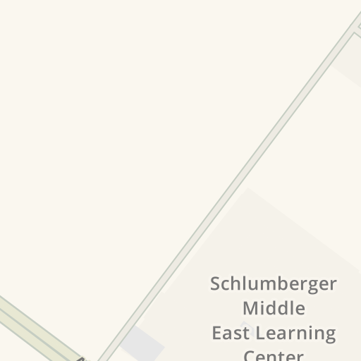 Driving Directions to Schlumberger Technical Services Inc Abudhabi