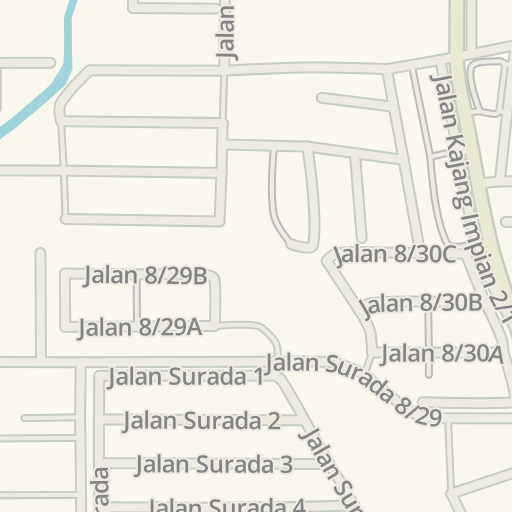 Driving Directions to SILK Sungai Ramal (B) - RFID Fitment Centre ...