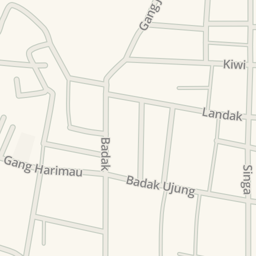 Driving Directions to Espero Coffee, Bandar Lampung