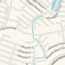 Waze Livemap Driving Directions to Giant Ekstra Paramount Serpong