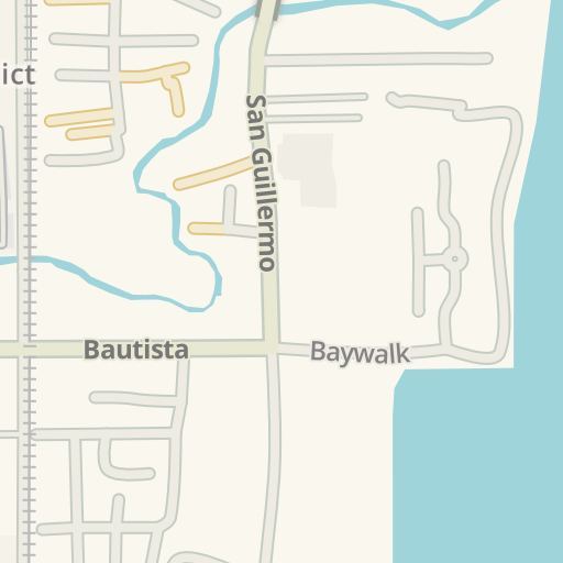 Waze Livemap - Driving Directions to Aa corporate plaza, Muntinlupa on
