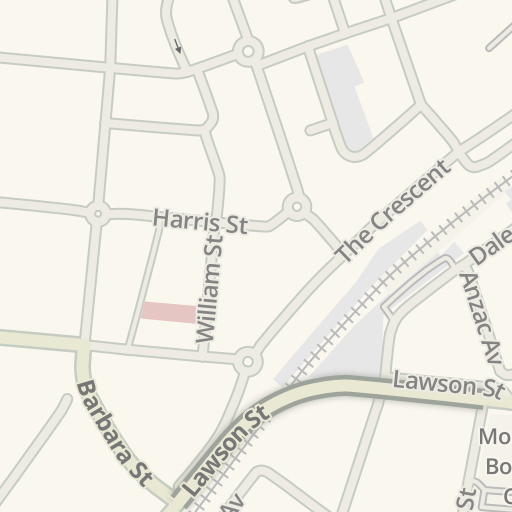 Waze Livemap Driving Directions To Frnsw Fairfield Fire Station