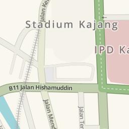 Driving directions to McDonald\'s Kajang, Kajang, Malaysia ...