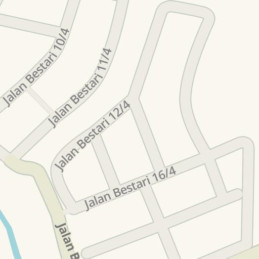 Driving Directions To Qq Minimart 48 Jalan Indah 1 Skudai Waze