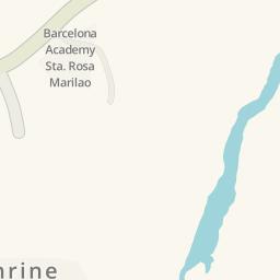Driving directions to Puregold Plaza Cecilia Marilao Philippines