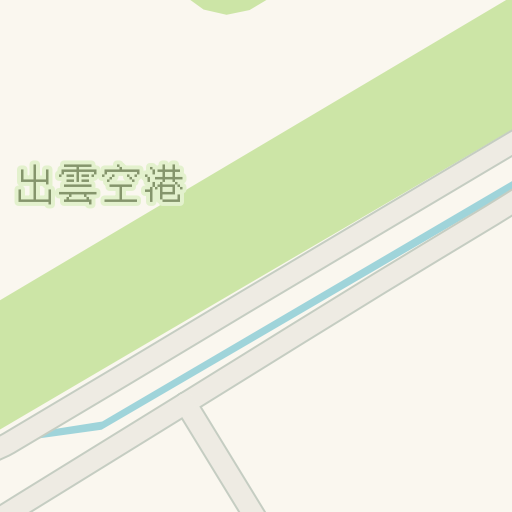 空港 出雲 空港連絡バス 出雲空港線【出雲空港(出雲縁結び空港)~松江線】