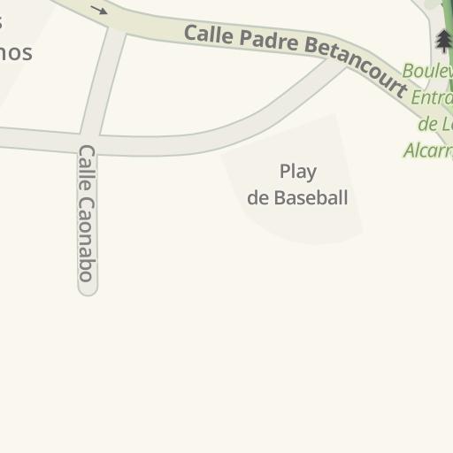 Los alcarrizos santo domingo dominican republic map
