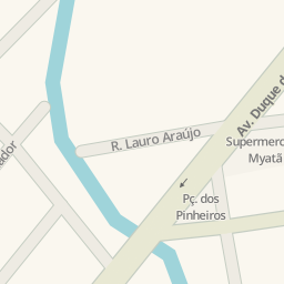 Driving Directions To JZago Center Lages Brazil Waze Maps - Lages map
