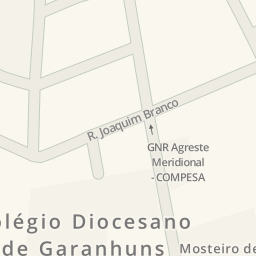 Driving Directions To Exclusiva Malwee Garanhuns Brazil Waze Maps - Garanhuns map