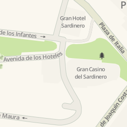 Driving directions to Hotel Santemar Santander Spain Waze Maps