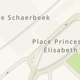 Driving directions to Tase Research Schaerbeek Schaarbeek