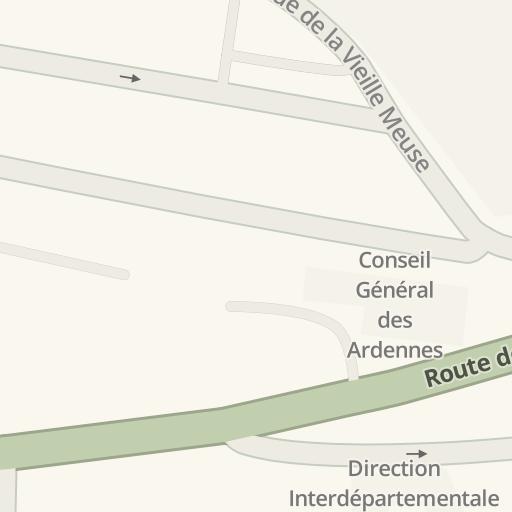 Driving Directions To 11 Rue Dumerbion 11 Rue Dumerbion Charleville Mezieres Waze