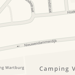 Driving directions to Camping Vliegenbos Amsterdam Netherlands