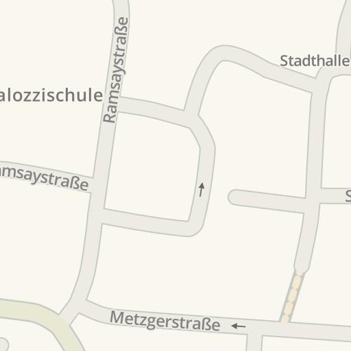Driving Directions To Paulaner Biergarten Am Schlossplatz Heinrich Bott Strasse Hanau Waze