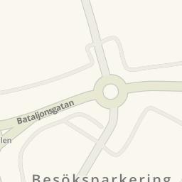 Driving Directions To IKEA Jönköping Jönköping Sweden Waze Maps - Sweden map directions