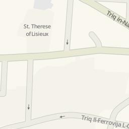 Driving Directions To Sensations Wine Bar Birkirkara Malta Waze Maps
