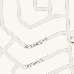 Driving Directions To BP Shop Vosloorus South Africa Waze Maps - Vosloorus map
